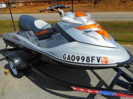 2009 SEA-DOO RXT255
