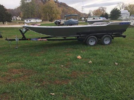 2017 Blue Ridge Custom Boat, INC 2066 Flat Bottom