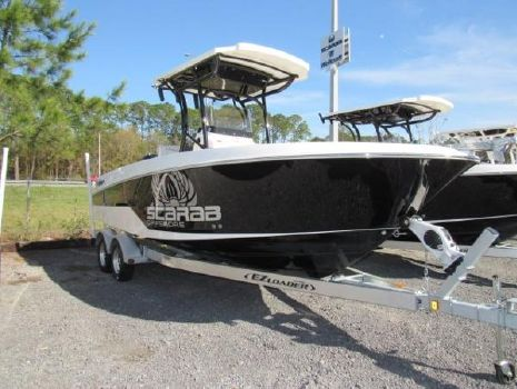 2017 Wellcraft 222 Scarab
