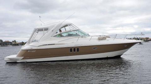 2006 Cruisers Yachts 420 Express Profile