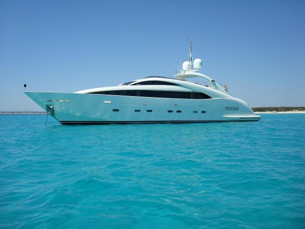 2007 ISA Yachts Isa 120 Sport