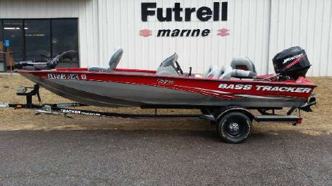 2009 Bass Tracker 175TXW