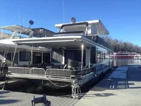 1998 Sunstar 16 X 70 Houseboat