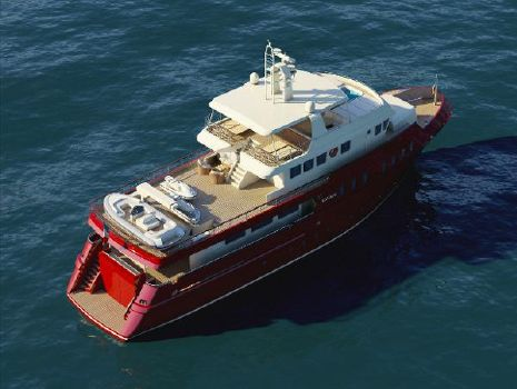 2017 New Construction 105' Displacement Yacht