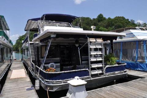 1993 Sumerset Houseboats 16x75