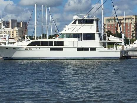 1985 Bertram 68 Custom CPMY 68' Bertram CPMY