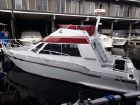 1991 Pacific Victor Marine 34 Aluminum Sport Fisher