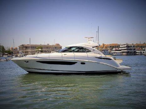 2015 Sea Ray Sport 410 Sundancer