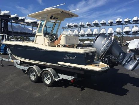2013 Scout Boats 245 XSF