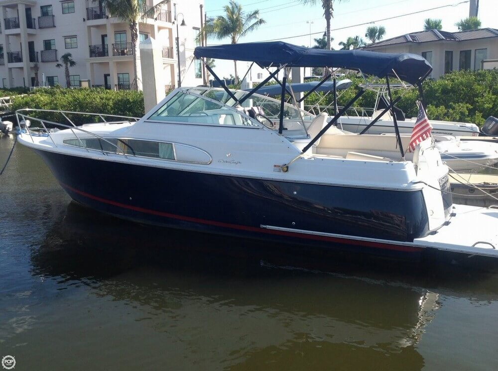 2002 chris craft 26 constellation 26 foot 2002 chris for Florida department of motor vehicles naples fl