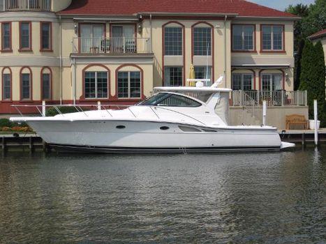 2005 Tiara 4200 Open Profile