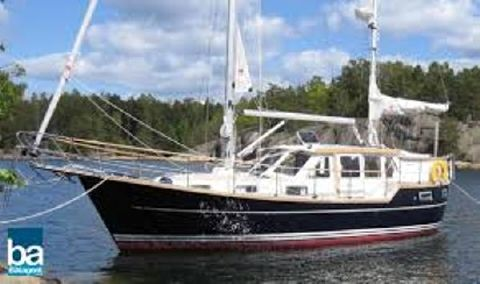 1995 Nauticat 33 Pilothouse Ketch Liv Aboard Manufactures Photo