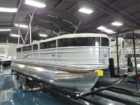 2018 South Bay S224 RS Tritoon