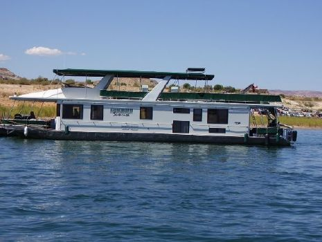 1995 Stardust Multi Owner Houseboat