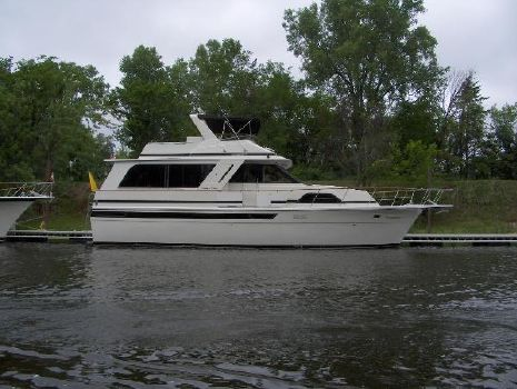 1989 Chris-Craft Constellation 501 1989 501 Chris Craft