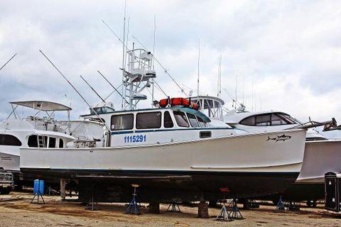 2001 RP Boatworks Downeast Custom