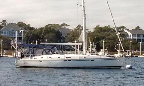 1997 Beneteau Oceanis 461 Blue