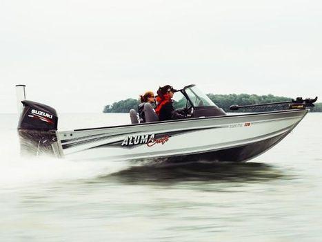 2018 Alumacraft Competitor 175 Sport