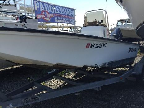 2004 Polar Boats 1700 Center Console