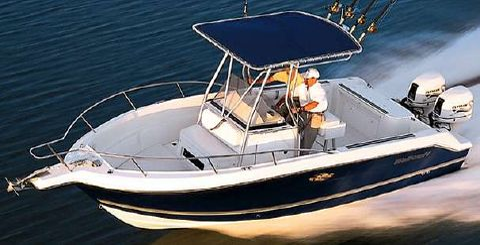 1998 Wellcraft 230 Fisherman