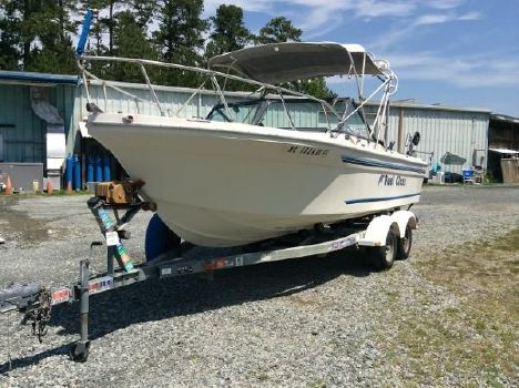 1980 SportCraft 230 Cuddy Fisherman