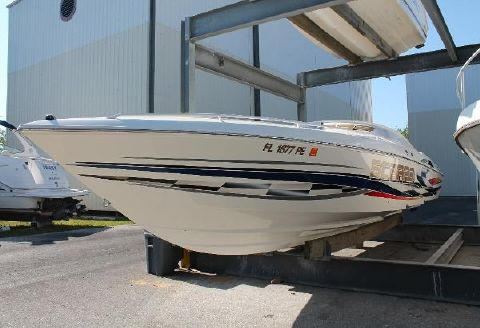 2002 Wellcraft 33 Scarab AVS Port View