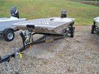 2017 ALWELD 1652 Sport Jon W/ Jet 40 hp & Remote Steer