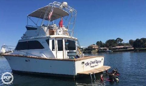 1984 Egg Harbor 35 sport fish 1984 Egg Harbor 35 Sport fish for sale in Crystal River, FL