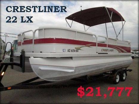 2005 Crestliner Sport LX 2285
