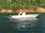 2015 Sportsman 234 Tournament bay boat