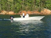 2015 Sportsman 234 Tournament bay boat