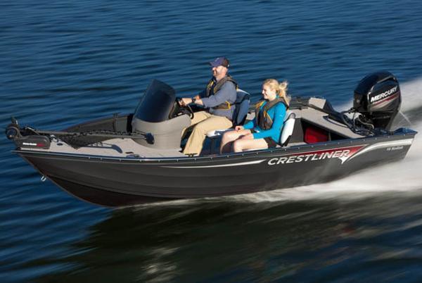 2015 crestliner 16 kodiak 17 foot 2015 crestliner for 16 ft fishing boat
