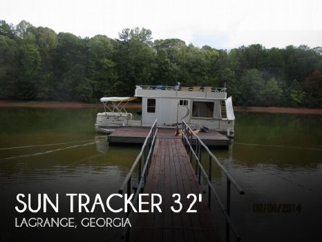 2007 Sun Tracker 320 Party Cruiser 2007 Sun Tracker 320 Party Cruiser for sale in Lagrange, GA
