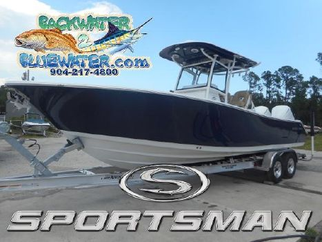 2019 Sportsman Open 282 Center Console