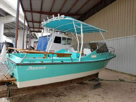 1984 Shamrock 20 Walk- Thru Cuddy 1984 Shamrock 20 Walk- Thru Cuddy for sale in Pensacola, FL