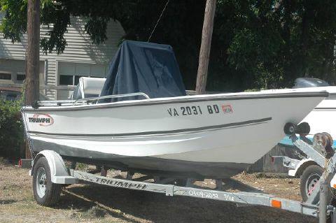 2004 Triumph 150 CC