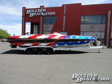 2006 Kachina Boats 30 Drone Open Bow