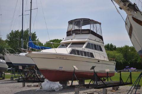 1979 Carver Voyager Port Side