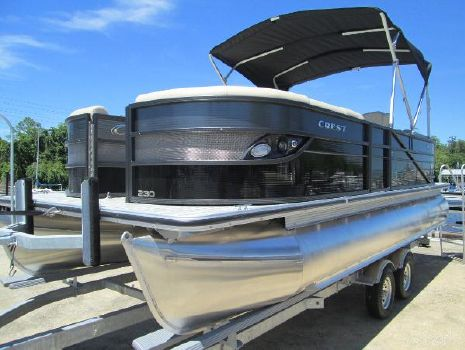 2016 Crest Pontoon Boats II 230 SLC Select