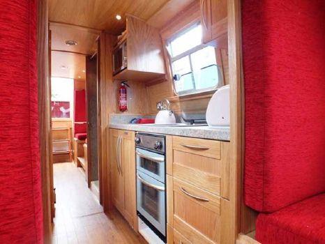 2015 Narrowboats Ltd 42 Cruiser - The Weekender