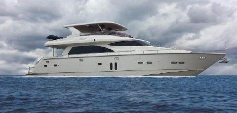 2005 Horizon 73 Motoryacht