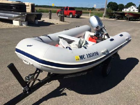 2013 Mercury 200 Dinghy PVC