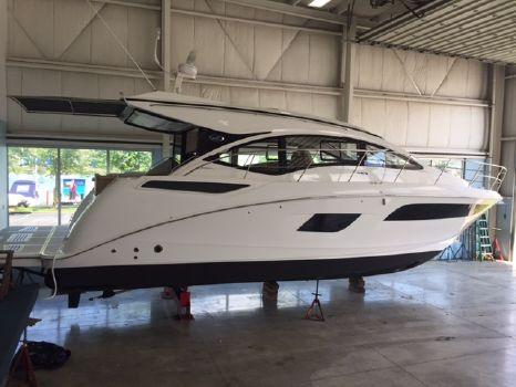 2017 Sea Ray DA 400