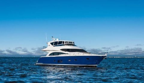 2007 Marquis Motor Yacht Bow