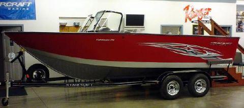 2015 Starcraft Boats 210 Fish Master