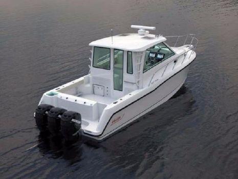 2016 Boston Whaler 345 Conquest Pilothouse