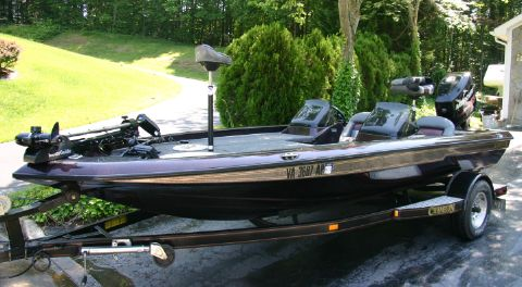 1997 Champion Boats 186 Dcx Elite