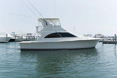 1999 Ocean Yachts 48 Super Sport Profile