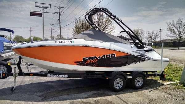 2012 Sea-Doo 210 SP