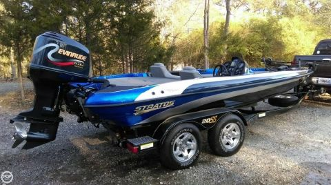 2001 Stratos 20 SS EXTREME 2001 Stratos 20 SS Extreme for sale in Monroe, GA